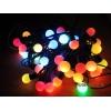 Светодиодная RGB гирлянда 6м , 50 светодиодов
