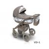Купить хорошую коляску,  Коляска универсальная Camarelo Vision Design