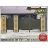 Гаражные сварные металлические ворота Мариуполь,        цена,        качество,        фото,        недорого