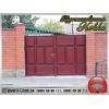 Ворота кованые,      сварные,      решетчатые,      арочные под заказ Мариуполь,      фото,      цена