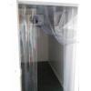 Промышленная холодильная установка (низкотемпературная морозильная камера + морозильный агрегат)